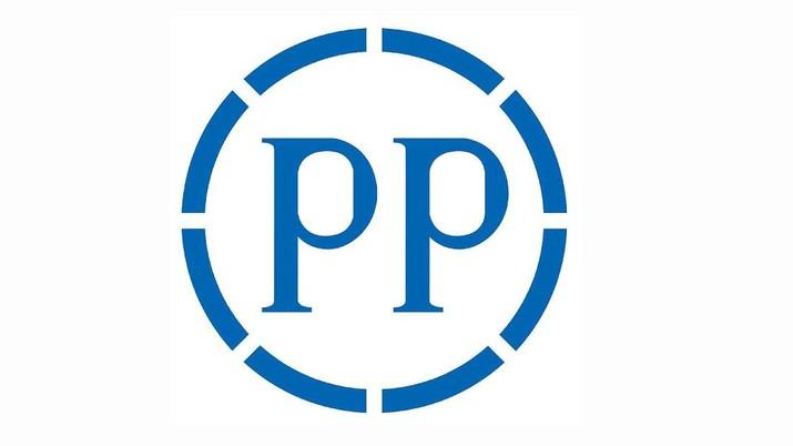 Logo PT PP Presisi. pp-presisi.co.id