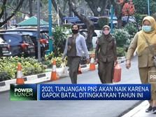 Menarik, Gaji PNS Minimal Rp 9 Juta pada 2021