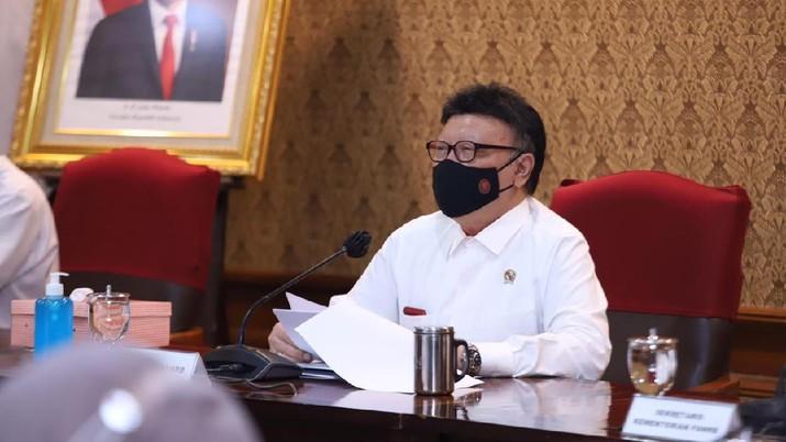 Menteri PAN & RB Tjahjo Kumolo. (Dok: Kementerian PAN & RB)