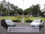 Penampakan Mobil Dinas Listrik Pertama di Indonesia