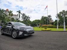 2021, Penggunaan Mobil Listrik RI Bisa Sampai 125 Ribu Unit