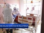 Pasien Covid Membludak, Pemerintah Utang Rp 1 T ke RS Swasta