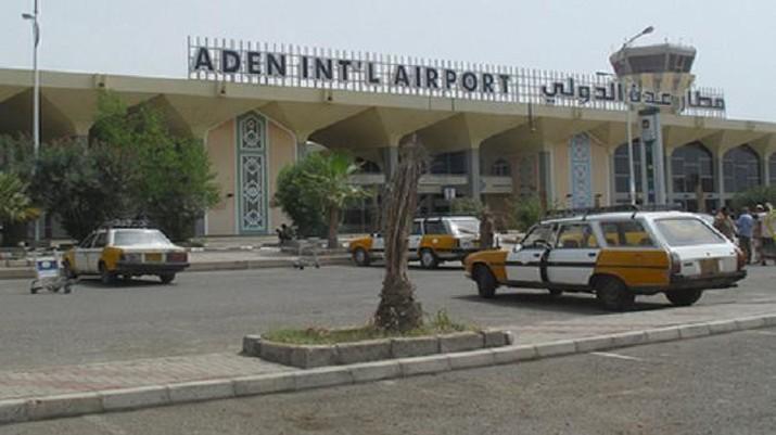 Aden Internasionalairport. AP/