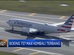 Akhirnya Boeing 737 Max Kembali Terbang