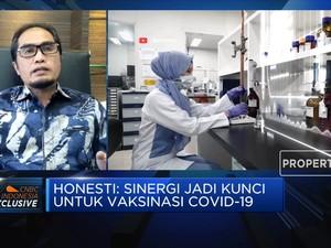 Bos Bio Farma Jelaskan Rencana Vaksinasi di Januari 2021
