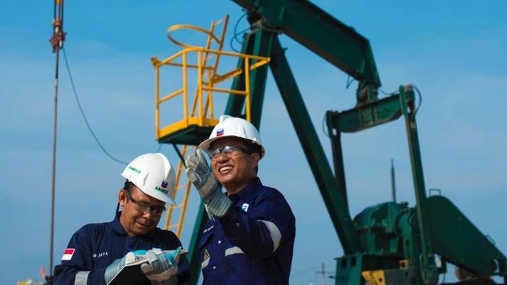 Chevron lanjut pengeboran Blok Rokan, Duri, Riau. Doc Chevron Pacific Indonesia. Ist