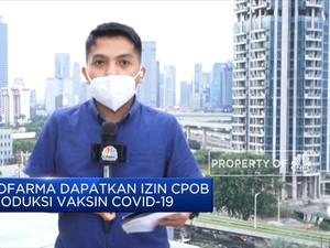 Indonesia Akan Dapatkan 3 Juta Dosis Vaksin Covid-19