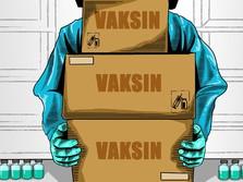 Ini Jadwal Kedatangan Vaksin Covid & Waktu Vaksinasi RI
