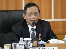 Megaskandal Asabri, Mahfud: Duit Prajurit TNI-Polri Tak Raib!