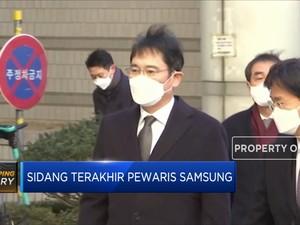 Sidang Terakhir Pewaris Samsung