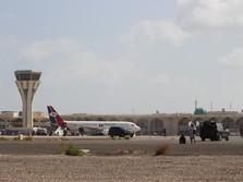 Ngeri! 26 Orang Tewas Saat Terjadi Ledakan di Bandara Yaman