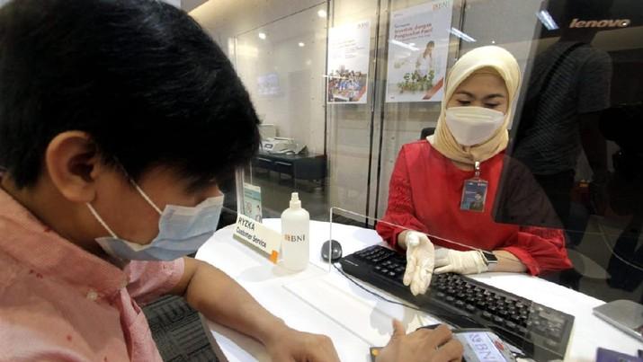 Pelayanan Perbankan BNI (Dok. BNI)