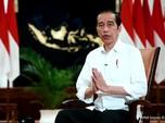 Harapan Jokowi di 2021, dari Vaksinasi Hingga Infrastruktur