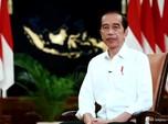 Mantap! Jokowi Sebar Bansos Tunai Rp 300 Ribu Per KK