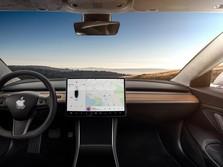 Tantang Tesla! Ini Tanda-tanda Apple Serius Garap Apple Car