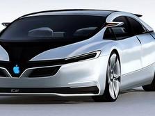 Apple Car 'Diramal' Ganggu Dominasi Tesla Cs, Kok Bisa?