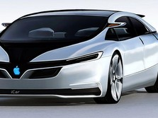 Bikin Mobil Listrik Apple Car, Apple Gandeng LG & Magna?