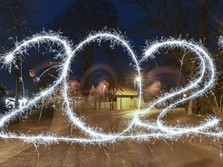 Potret Perayaan Malam Tahun Baru 2021 di Berbagai Negara