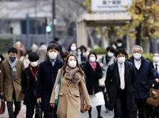 Tokyo Mau Status Darurat, Kasus Positif Corona Rekor