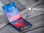 Penampakan iPhone Flip, Smartphone Layar Lipat Apple