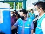 Menteri Erick: Pakai Mobil Listrik, Jakarta-Bali Rp 200 Ribu