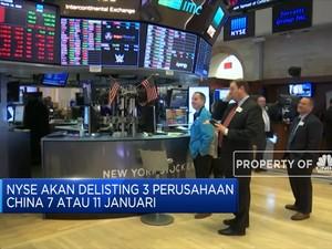 3 Emiten China Didepak NYSE