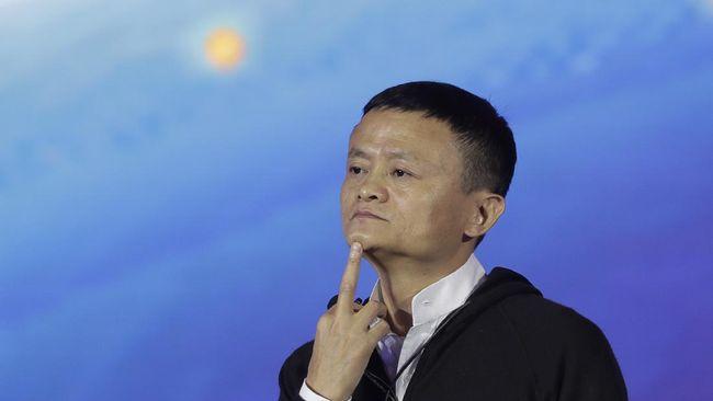 Ternyata Ini Alasan Xi Jinping Hukum Alibaba Rp 41 T