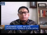Inflasi Desember 2020 Diproyeksi Capai 0,40% (mtm)