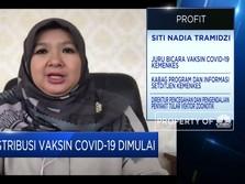 Jubir Vaksin Buka-bukaan Kesiapan Vaksinasi Covid-19 Nasional