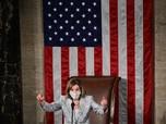Final! Stimulus Ekonomi Biden Rp 27,3 Kuadriliun Cair di AS