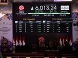 Asing Masuk, IHSG Naik Lagi ke Level 6.000 di Closing Sesi 1