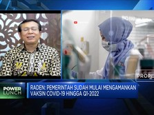 Raden Pardede: RI Amankan Kebutuhan Vaksin Hingga Akhir 2021