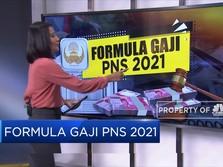 Formula Gaji PNS 2021