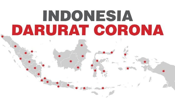 Setahun Pandemi Indonesia, Begini Data Covid-19 per Hari Ini