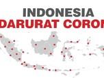 Indonesia Darurat Corona, Cek Data Kasus Hari Ini