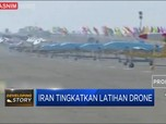 Iran Tingkatkan Latihan Drone di Kawasan Teluk