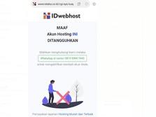 Kasihan... Tak Bisa Diakses, Situs Istaka Karya Belum Bayar