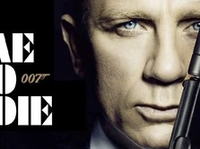 'No Time to Die' James Bond Raup Rp 800 Miliar di Amerika
