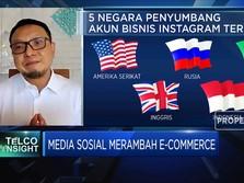 Pandemi, Media Sosial Jadi Platform Bisnis e-Commerce