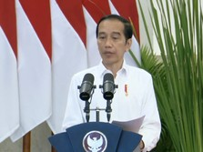 Jokowi Sebut 15 Juta Dosis Vaksin Tiba di RI Minggu Depan
