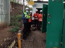 Gas Bocor Gegara Onderdil Pipa Dicuri, PGN Turun ke Lapangan