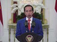 Pak Jokowi, Usai Disuntik Vaksin Covid Jangan Langsung Pulang