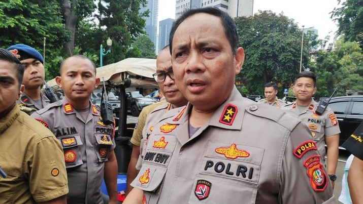 Wakil Kepala Polri Komisaris Jenderal Gatot Eddy Pramono (Detikcom)
