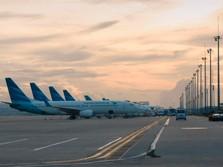 Heboh Maskapai Dunia Kandangkan Boeing 777, Garuda Bagaimana?