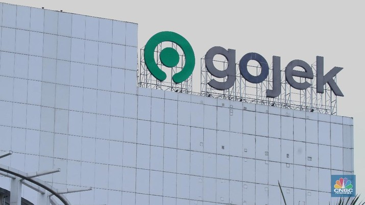 Gojek (CNBC Indonesia/Tri Susilo)