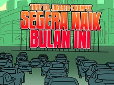 Tol Jakarta-Cikampek Segera Naik Bulan Ini, Cek Tarifnya!