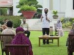 Pesan Jokowi ke Pelaku Usaha Mikro-Kecil: Jangan Menyerah!