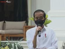 Harapan Jokowi: Tahun ini Sudah Normal, Bulannya Nggak Tahu