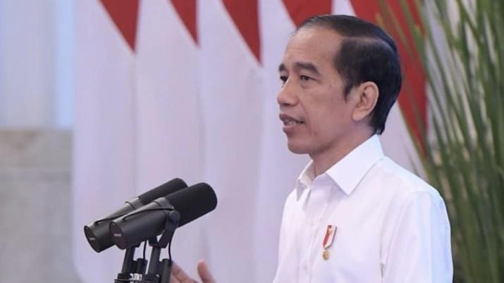 Jokowi (Instagram)