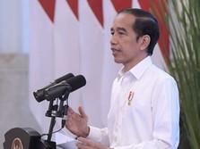 Hari Ini Jokowi Divaksin Corona, Pukul 10:00 WIB di Istana